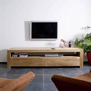 Deco salon carrelage gris meuble creme mur blanc for Deco cuisine pour meuble tv bois