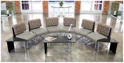 modern lobby furniture including office tables seating