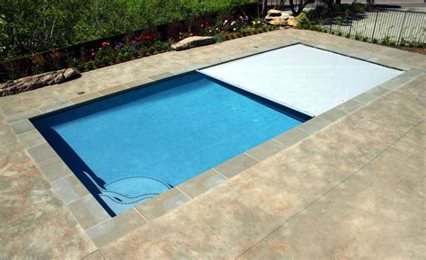 including  automatic pool cover