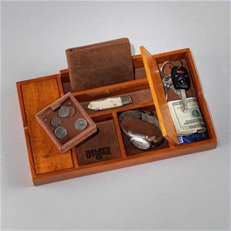 Mens Dresser Valet Plans by Solid Oak Dresser Valet Formyman Thoughtfulspot Style