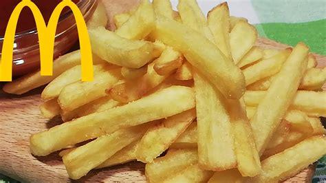 Пържени Картофки като тези на McDonald's   How to Make McDonald's French Fries   Приятен Апетит ...