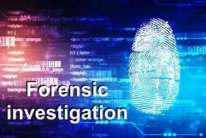 Forensic Investigations Investigator Approach Test Forensics Investigative
