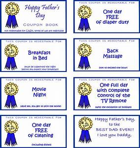 fathers day printable coupons | Free Father's Day Gifts ...