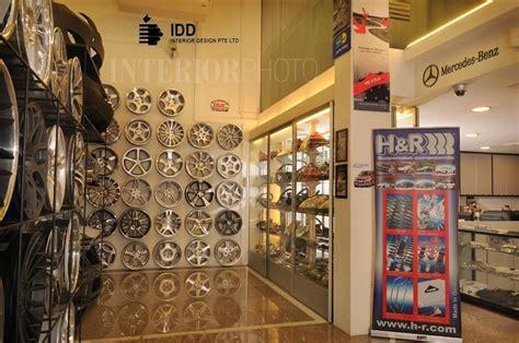 car accessories showroom design google search showroom
