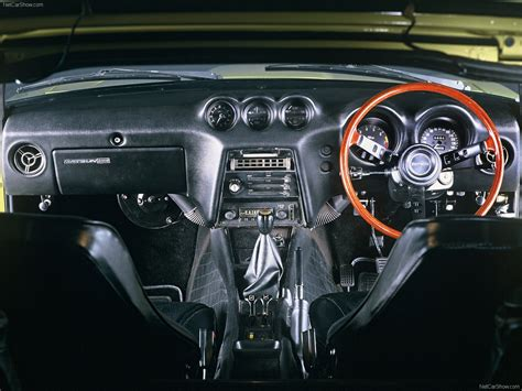 nissan fairlady 240z interior my perfect nissan 240z 3dtuning probably the best car