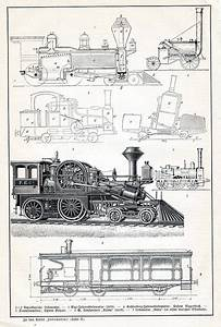 Train Diagram From Encyclopaedia Eisenbahn 2 By