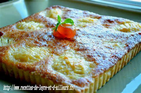 tarte rapide facile aux poires et aux kumquats confits a la bourdaloue recettes de leyre et