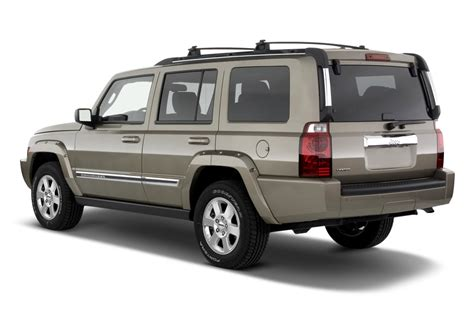 2010 Jeep Commander Reviews And Rating