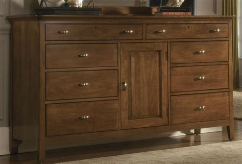 Wood Dresser by New Cherry Park Door Dresser Solid Wood Ebay