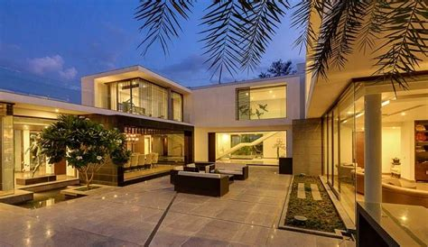 moderna villa center court dada partners nueva delhi