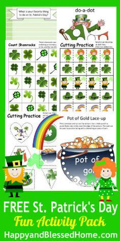 75 st s day crafts and activities activities 951 | b8cce985205a1460f421bc9af444abb0