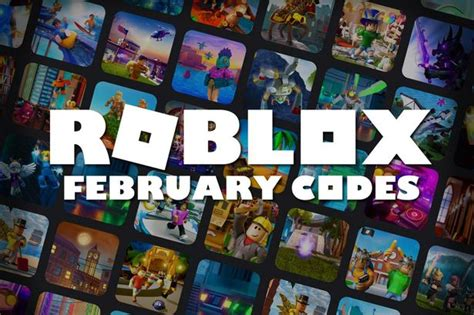 roblox promo codes  february active codes