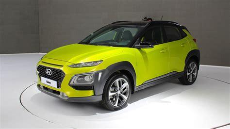Kona Brings Bsegment Funk To Hyundai's Suv Lineup