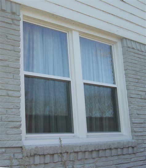 double hung vinyl windows  dallas