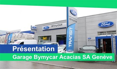 Présentation Vidéo Du Garage Bymycar Sa Genève Auto2day