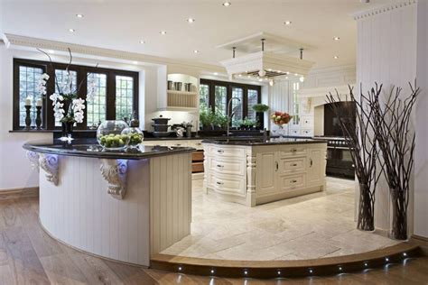 kitchen with 2 islands 20 kitchen designs with two islands or more