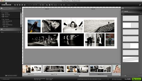 fotobuch test cinebook neunzehn