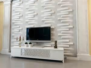 wohnzimmer einrichten 3d tv wandpaneel 35 ultra moderne vorschläge