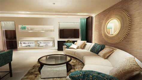 Beige Turquoise Living Room : Inspirational Room Ideas, Turquoise And Beige Living Room