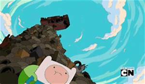 gif finn the human Adventure Time Jake the Dog sword ...