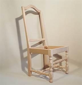 Chaise Louis Xiii : chaise louis xiii bobine dos moulure les beaux si ges de ~ Melissatoandfro.com Idées de Décoration