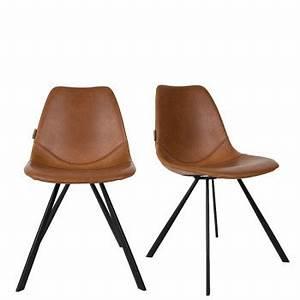 Chaise Vintage Cuir : chaise design et moderne chaises designer drawer ~ Teatrodelosmanantiales.com Idées de Décoration