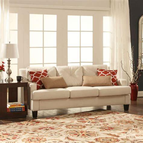 Linen Sofa by Home Decorators Collection Watkins Linen Sofa