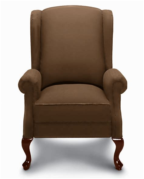la z boy wingback chair high leg recliner