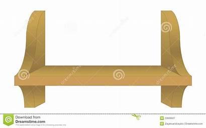 Empty Shelf Clipart Vector Clipartpanda Shelg Illustration
