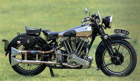Brough Superior Ss100. Do Want.