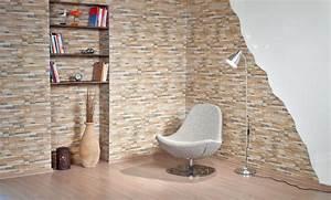 Wand Mit Steinoptik : naturstein wandverkleidung ~ Watch28wear.com Haus und Dekorationen