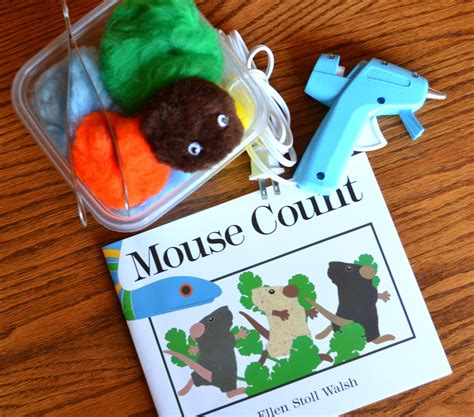mouse count the literacy and math connection 717 | mousecount