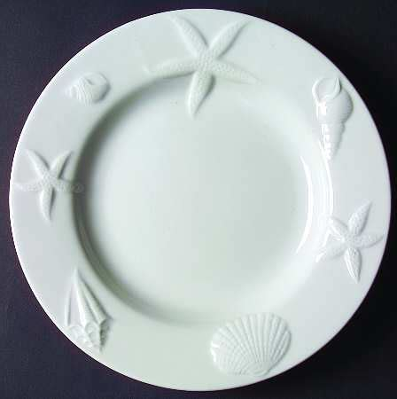 pottery barn dinnerware pottery barn china seashore at replacements ltd