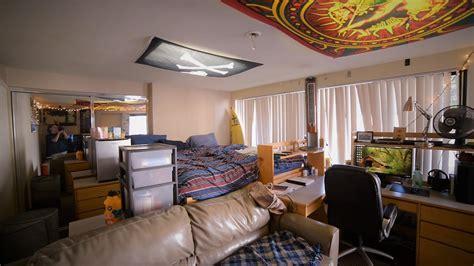 claremont mckenna college dorm room cribs youtube