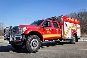 300 Led Mini Lights Precision Fire Apparatus Wilkins Twp Ford F554 4x4