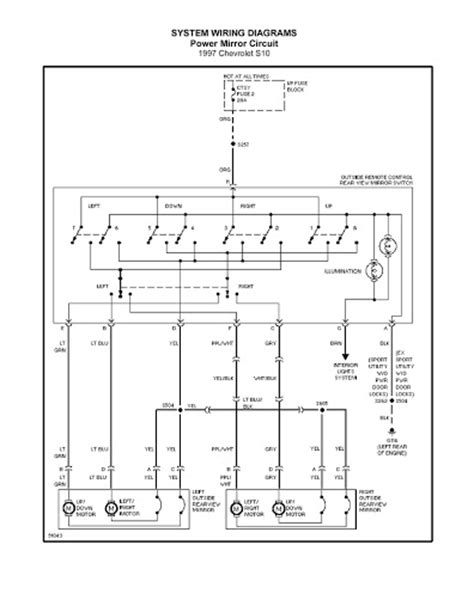 S10 Power Window Wiring Diagram by Did Power Conversion Need Help With The Locks S 10 Forum