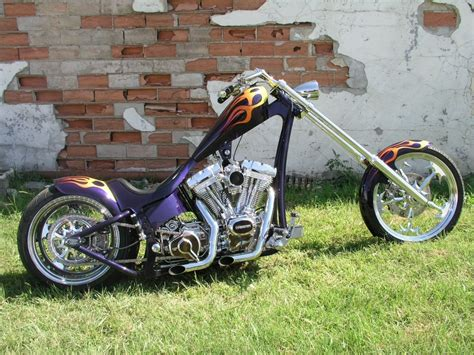 Covington's Sneed Custom Motorcycle