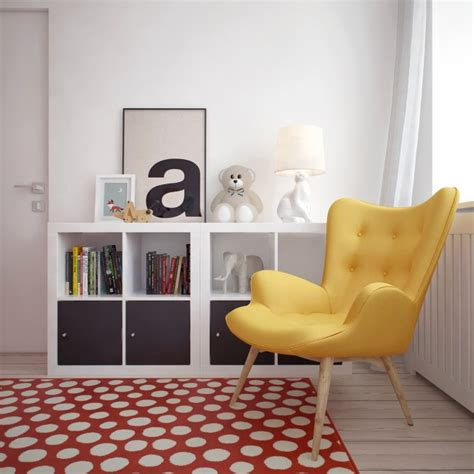 12 great yellow occasional chairs that bring color to a home