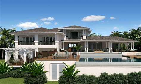 style house plans caribbean style house bahama style house plans caribbean