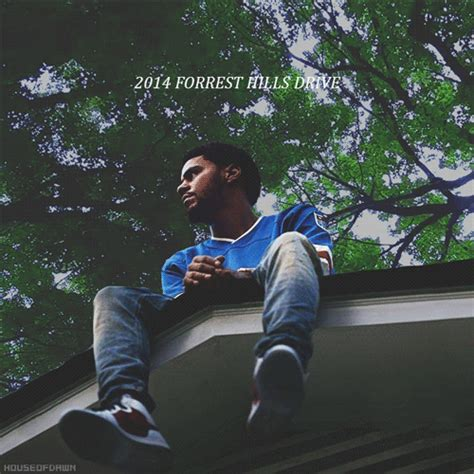 j cole forest hills drive cover 2014 forrest hills drive tumblr