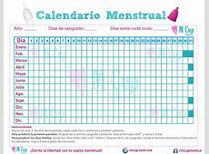 calendario menstrual gratis M Cup México