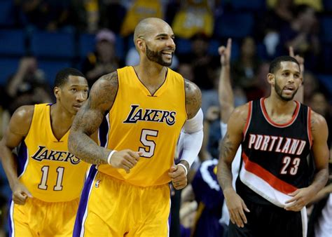 Watch los angeles lakers vs houston rockets free online in hd. Trail Blazers vs. Lakers - 1/5/15 NBA Pick, Odds, and ...
