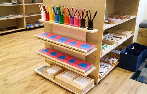 Montessori Materials The Metal Inset | Montessori Academy
