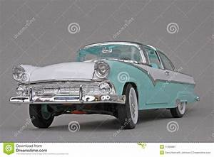 Ford Crown Victoria 1955 Stock Image