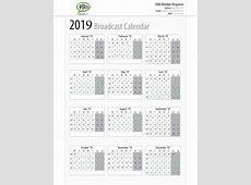 Broadcast Calendars RABcom
