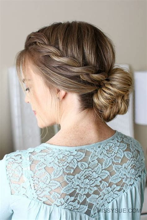 fresh prom updos  long hair september