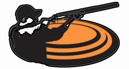 Shooting Trap Skeet Clipart Clay Shotgun Sporting