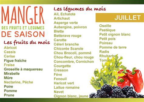cuisine de saison septembre calendrier des fruits et légumes de saison et locaux je