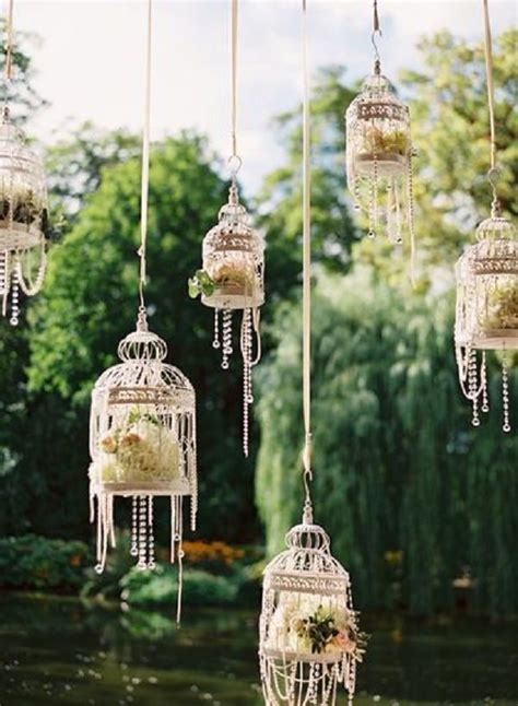 105 Best Hanging Decorations Images On Pinterest Wedding