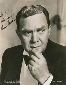 Thomas Mitchell (actor) - Wikipedia
